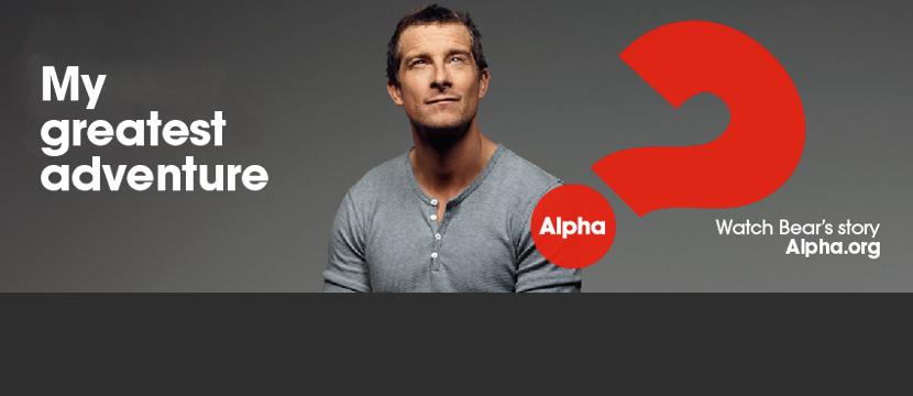 Alpha Banner